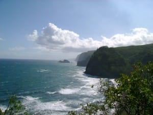 coast of big island