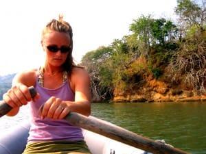 meghan rowing
