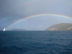 gulf rainbow