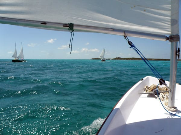 sea pearl sailing