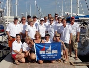 croatia flotilla group