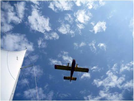 fire plane croatia
