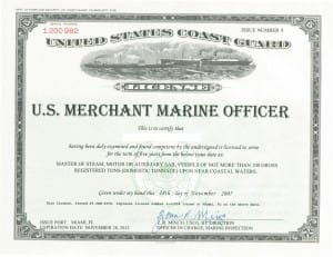 Want to get your USCG Captain's License? Here's how.