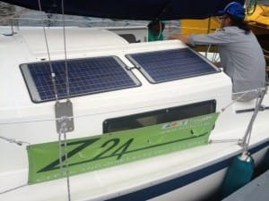Alternative Energy in the Sailing World