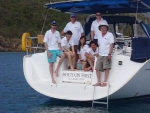 charter crew
