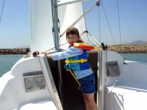 Sailing is a Great Way to Spend Quality Time with your Family