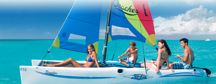 Sailing Fun for Kids