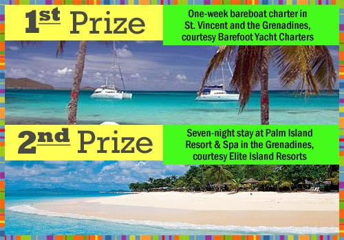 Hands Across the Sea Caribbean Getaway Sweepstakes