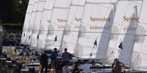 Spinnaker Sailing, Redwood City - An ASA Certified Sailing School