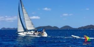 Tortola Sailing and Sights, British Virgin Islands ~ An ASA Certified Sailing School