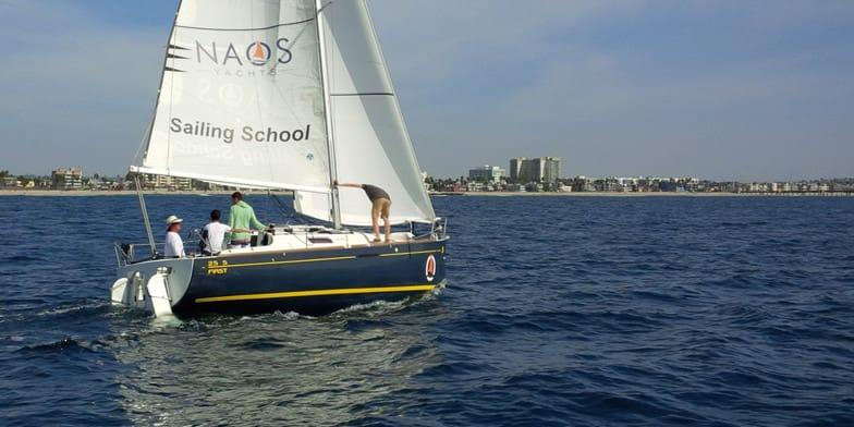 Naos Yachts, CA