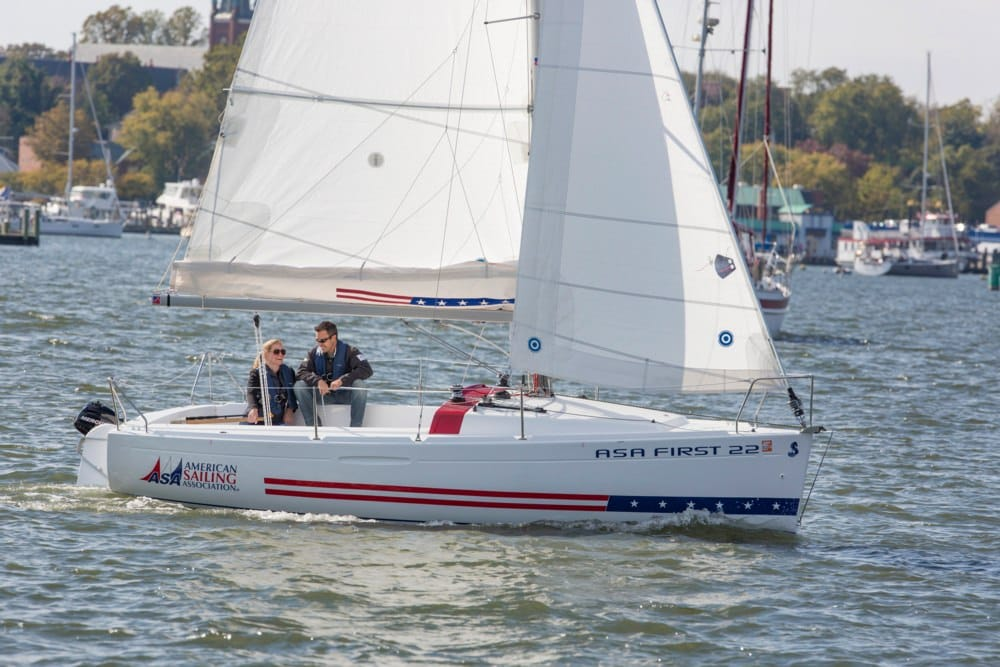 5 Tips For Planning A Sail From Let's Go Sailing - American Sailing Association