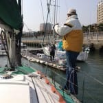 Bill's Little Informal Sailboat School in Japan