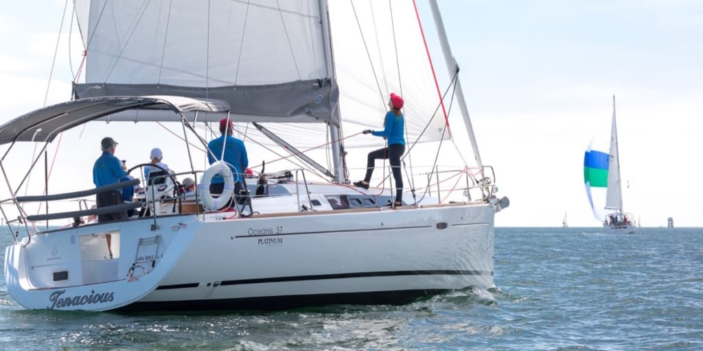 Learn To Sail San Diego Ca Asa Certified Sailing School