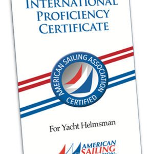 ASA International Proficiency Certificate