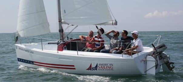 Learn To Sail with ASA