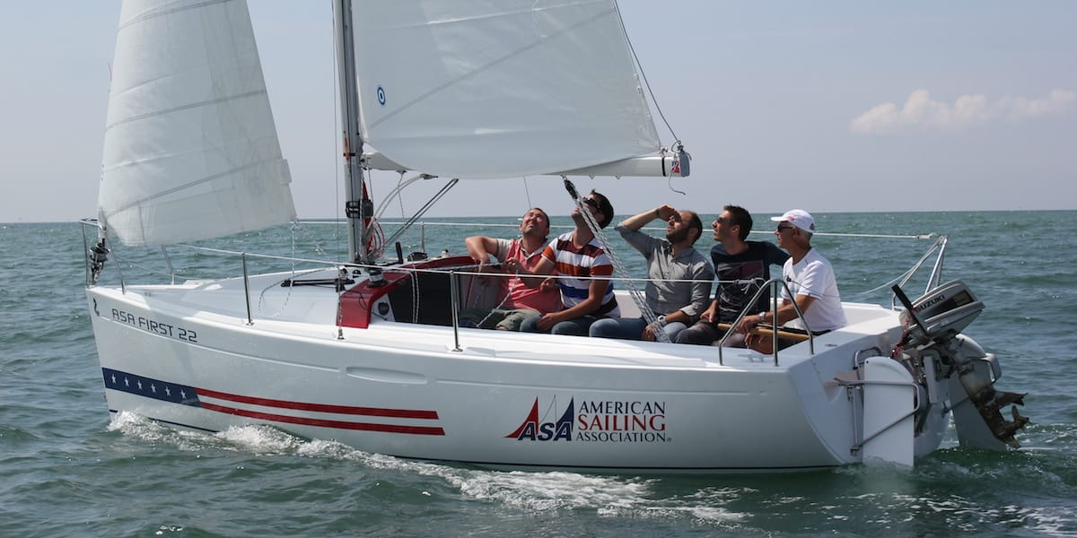 ASA's Free Online Sailing Course