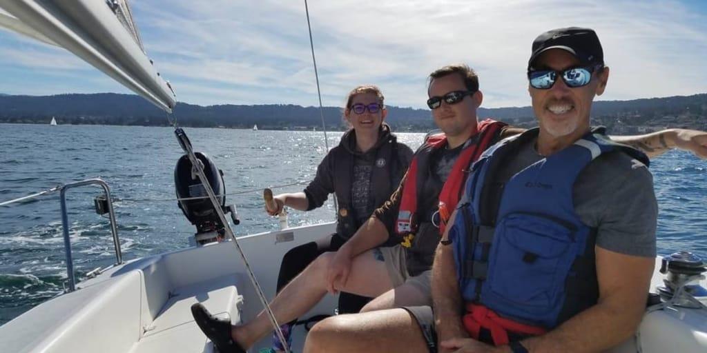 Sail Monterey, California ~ An ASA Certified Sailing School
