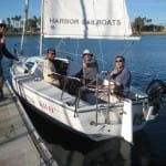 Harbor Sailboats, San Diego, CA ~ ASA Certified Sailing School