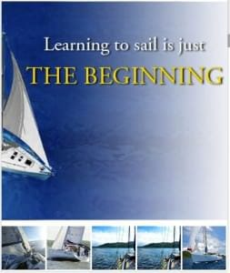 Example Sailing School Featured Image & Gallery