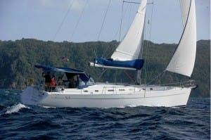 Rob Swain Sailing School - Caribbean