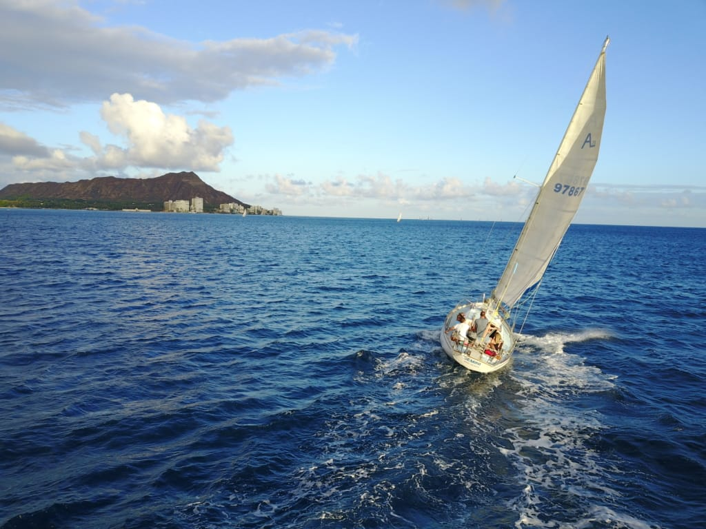 Sail Hawaii, HI - ASA Certified Sailing School