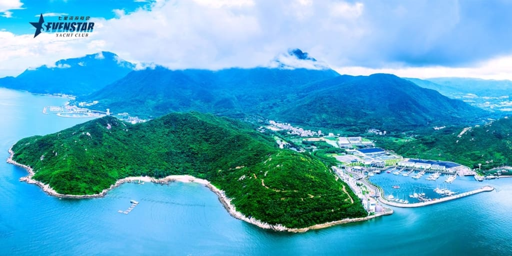 Shenzhen Sevenstar Yacht Club - China ~ An ASA Certified Sailing School