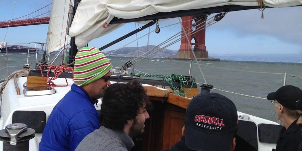 Spinnaker Sailing San Francisco American Sailing Association