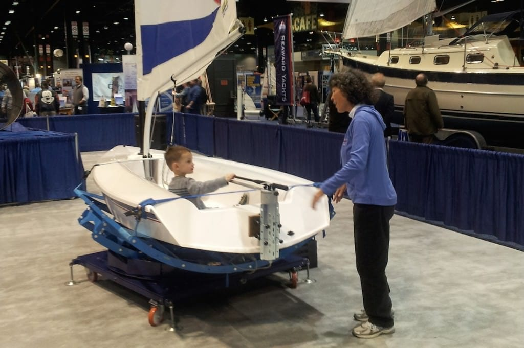 The ASA Sailing Simulator