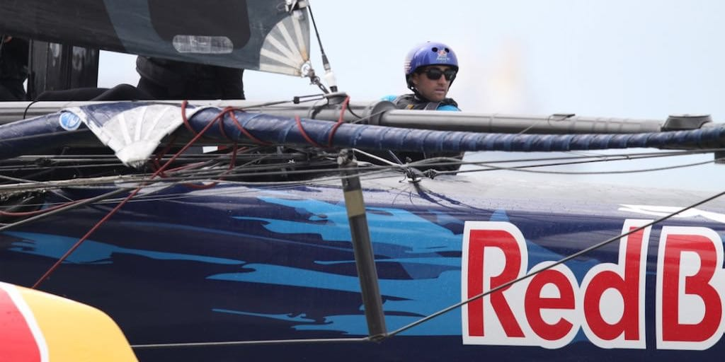 Graham Landy / Red Bull Youth America's Cup
