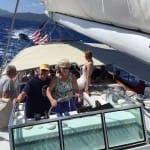Marge At The Helm