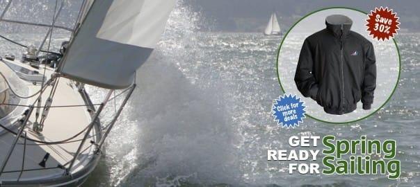 Spring-Sailing