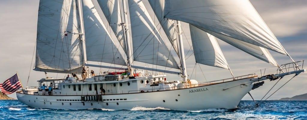 Arabella Grand Tour Sailing Vacation