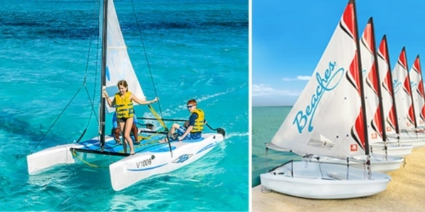 Beaches - Sailing Fun Experience