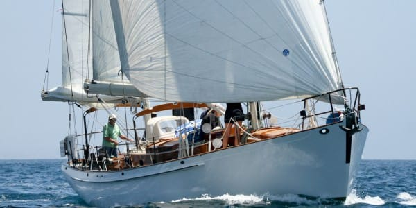 What's in a Rig? The Ketch - American Sailing Association
