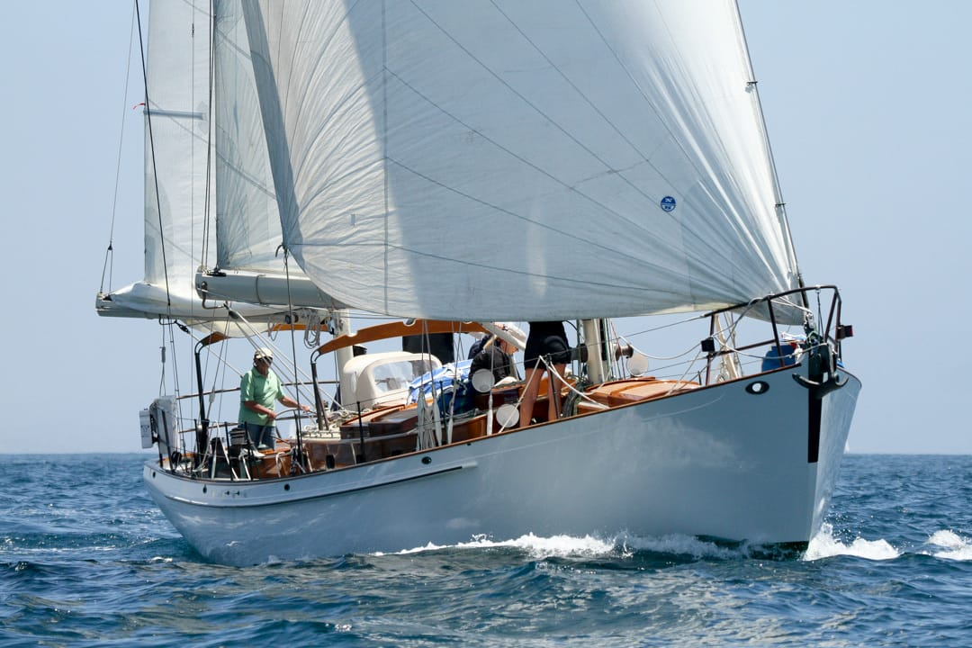 What\'s in a Rig? The Ketch - American Sailing Association