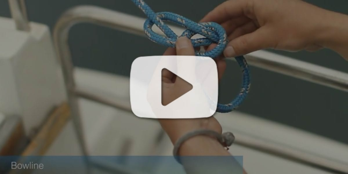 Knots Made Easy - Bowline