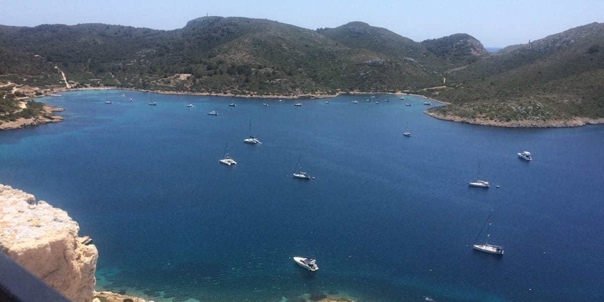 1st annual balearic flotilla asa flotilla - Milar palma de mallorca ...
