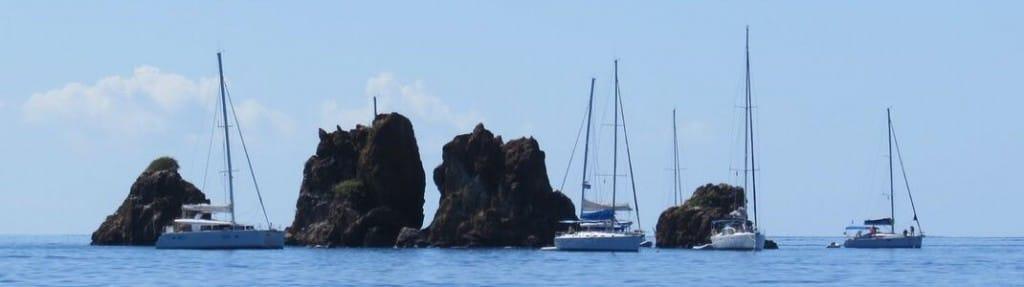 South Coast Sailing BVI ASA Flotilla