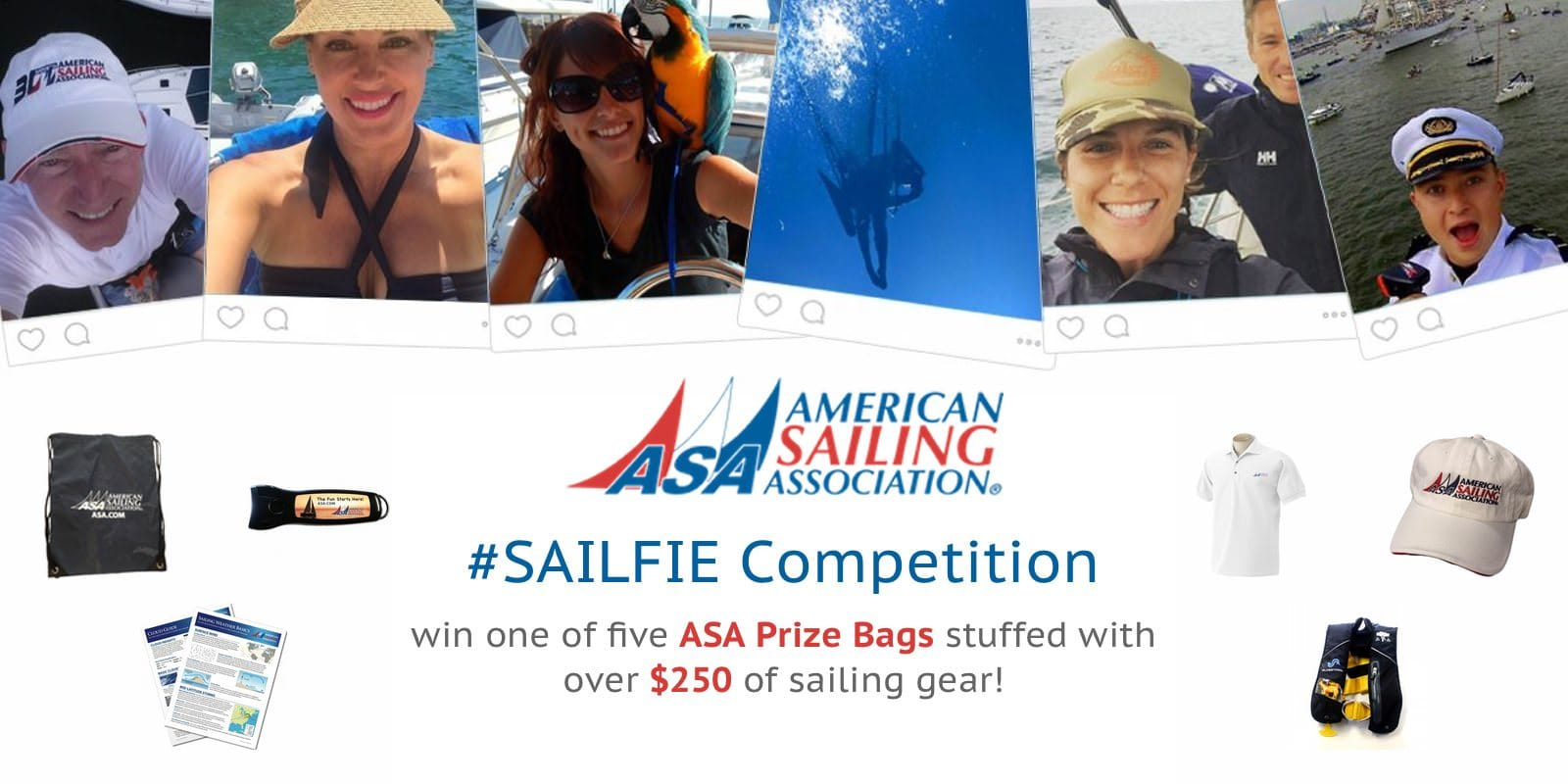 #SAILFIE Competition