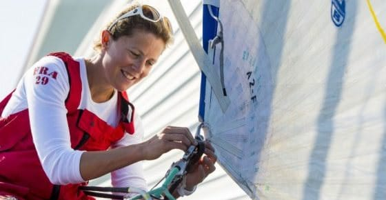 Women Sailors - Vincent Curutchet/DPPI