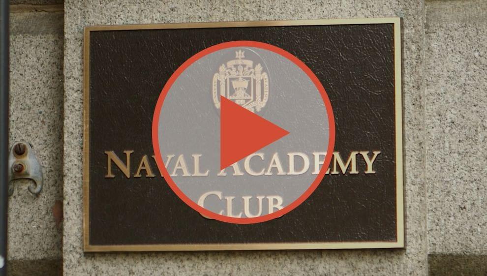 Naval Academy Club Luncheon