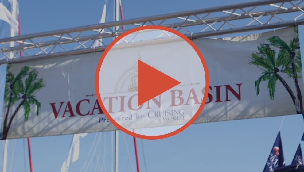 Vacation Basin Annapolis Boat Show