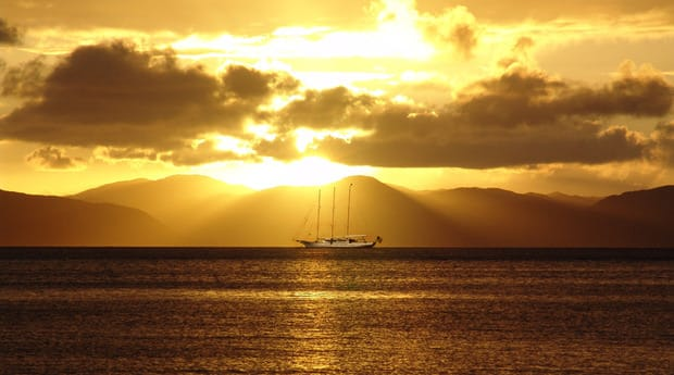 Arabella BVI Sunset