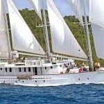 Sailing Arabella