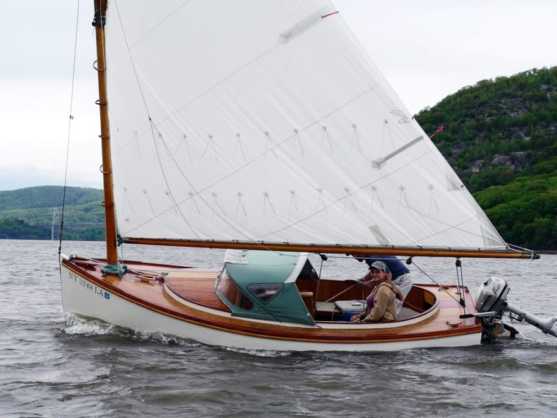 Cat Rig Sailboat For Sale