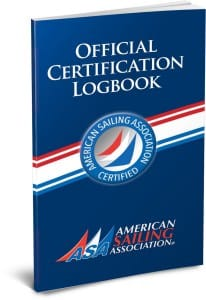 ASA Official Certification Logbook