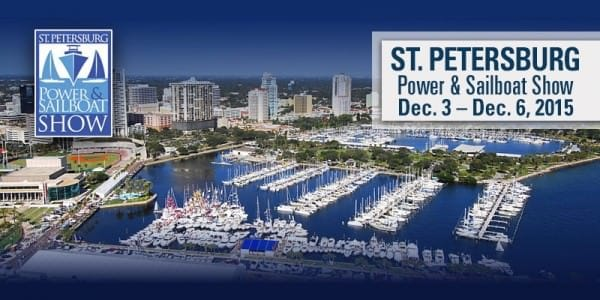 St Petersburg Sailboat Show