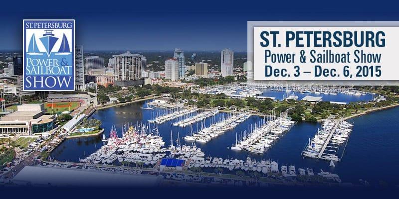 St Petersburg Sailboat Show