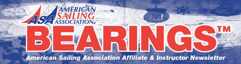 Bearings - American Sailing Association Instructor Newsletter